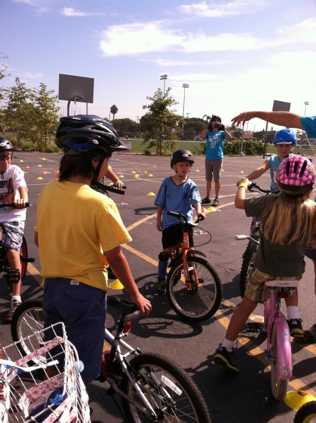 Free Bike Skills Rodeo Tomorrow at the SM Beach Bike Campus
